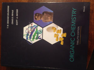 Organic Chemistry (2P20/2P21) textbook, Solomon & Fryhle, 12e