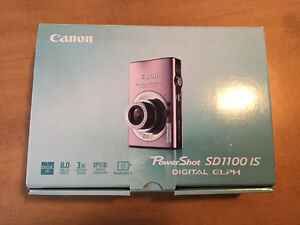 Canon PowerShot SD1100 IS Camera
