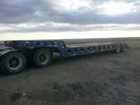 35 ton Willocks trailer
