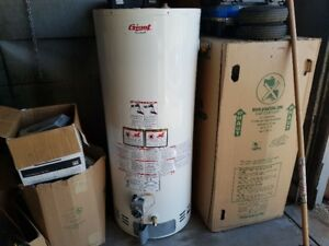 Giant 60 Gallon gas water heater