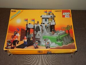 lego collectors item - King's Mountain Fortress Castle
