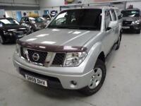 Nissan Navara ACENTA 4X4 DCB + 7 SERV + NO VAT + 2 KEYS
