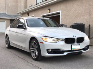 2012 BMW 328i Sport - Nav and Luxury package
