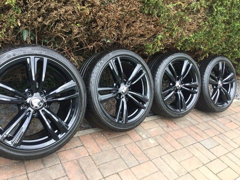 Genuine Bmw 3 4 Series 19 Quot 442 M Sport Alloy Wheels