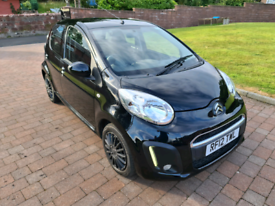 Citroën C1 vtr, 55k miles, ideal first car, Service history, free tax