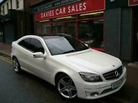 2009 Mercedes-Benz CLC CLASS 1.8 CLC180 KOMPRESSOR SPORT 3DR AUTOMATIC Coupe Pet