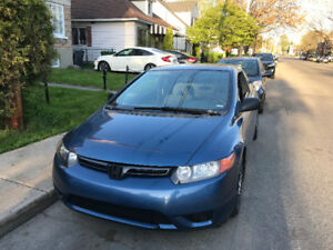 2006 Honda Civic Coupe (2 door) Negotiable