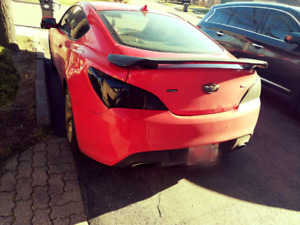 Hyundai Genesis coupe 3.8L Rspec $536/m for 72mos