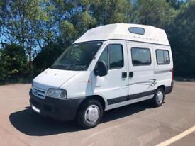 Leisuredrive Calypso Hi-top Coachbuilt Motorhome conversion Diesel Campervan