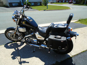 1986 Honda Shadow Low Rider St. John's Newfoundland image 3