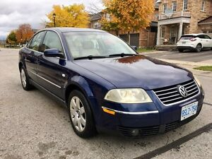 VW Passat 2.8, GLX, fully loaded, 4 motion