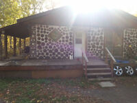 Still available/ Cozy Log home For Rent Nov 1.