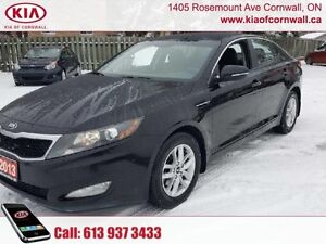 2013 Kia Optima   | Just Arrived | Spacious | Great on Gas |