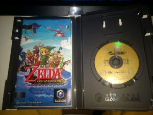 The Legend of Zelda: The Wind Waker to sell 45$