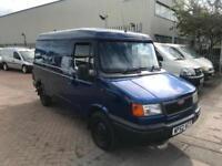 2003 LDV Pilot 1.9D VERY RARE REAR WHEEL DRIVE STUNNING VAN FOR THE YEAR NO VAT!