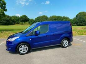 Ford Transit Connect 1.6 115PS Limited L1 SWB WOW JUST 15,000 MILES NO VAT SUPER