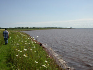 Waterfront Land for Sale on Prince Edward lsland