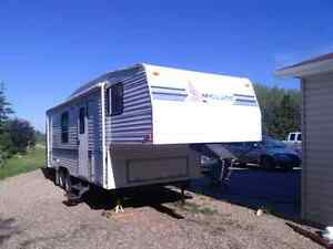 Mallard 26ft Fifth Wheel
