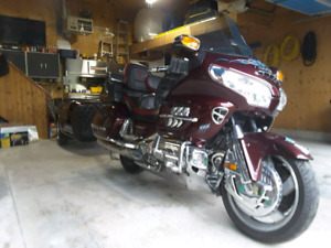 2008 Honda Goldwing Ultimate