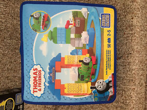 New! Thomas & friends mega Bloks Sodar wash down bag set Kitchener / Waterloo Kitchener Area image 3