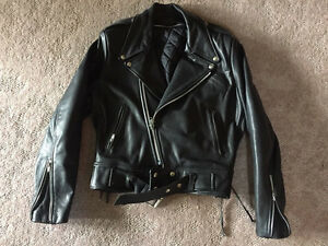 LEATHER JACKET FOR SALE Peterborough Peterborough Area image 1