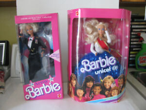 Barbie Army  American Beauties & Unicef Special Edition nrfb