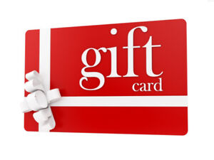 Rona - Home Depot - Best Buy gift card or store credit