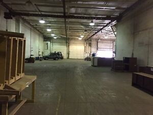 Warehouse or garage for rent