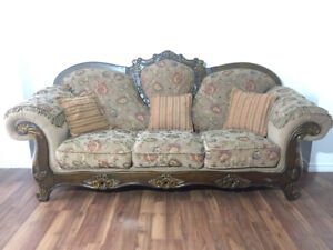Luxury gently used sofas for sale