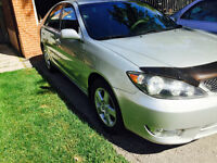 2005 Toyota Camry SE fully loaded 5 Speed Certify&Emission