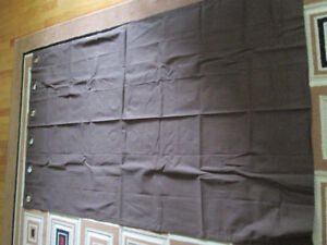 Black Out Panel / Curtain