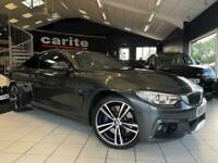2016 BMW 4 Series 435d M Sport Coupe Diesel Automatic