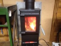 Wood burner log burner wood burning stove