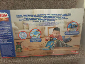 New! Thomas and friends Lunberyard waterfall adventure Kitchener / Waterloo Kitchener Area image 2