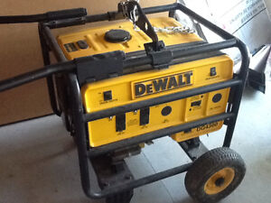 Dewalt generator DG4300 Stratford Kitchener Area image 3