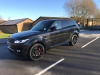 2015 Land Rover Range Rover Sport 3.0 SD V6 HSE 4X4 5dr (start/stop)