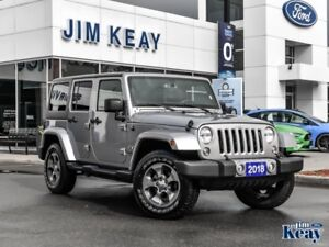 2018 Jeep Wrangler Unlimited Sahara 4x4  - Bluetooth - $129.90 /