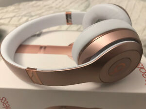 New Rose Gold Solo3 Beats