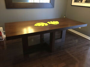 STRUCTUBE LARGE DINING TABLE, PICK UP ONLY $650