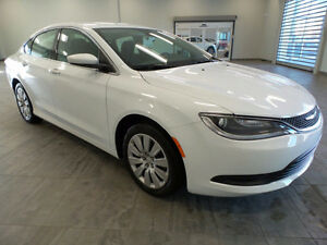 IMMEDIATE SALE! 2016 CHRYSLER 200 LX! SAVE $8,000, ONLY $118 BW!