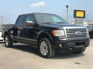 2010 Ford F-150 Platinum SuperCrew 4X4, FINANCEMENT MAISON