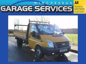 FORD TRANSIT 350 PICKUP EXTRA LONG BED GOOD CONDITION ** NO VAT **