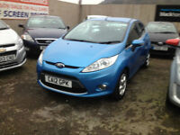 Ford Fiesta 1.6TDCi ( 95ps ) DPF ECOnetic 2013.25MY Zetec