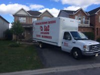 Ottawa's Best Moving & Delivery $65