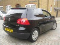 VW VOLKSWAGEN GOLF 1.6 FSI 2007 ### 3 DOOR HATCHBACK