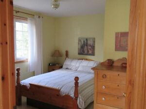 Quiet Ideally Located Furnished Flat