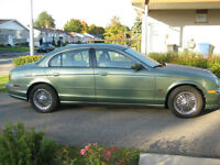 2000 Jaguar S-TYPE Berline