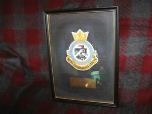 MILITARY COLLECTIBLES - 2 PATCHES - REDUCED!!!!