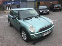 BMW Mini 1.6 ( Salt ) One - Great condition, low miles, drives superb