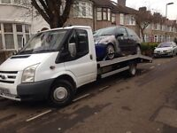 2008 Ford Transit Recovery Truck Lwb Full Aluminium Body OPEN TO OFFERS